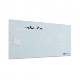 Arctic blue magnetic glassboard LABŌRŌ