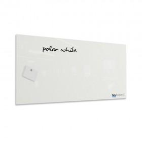 Polar white magnetic glassboard LABŌRŌ